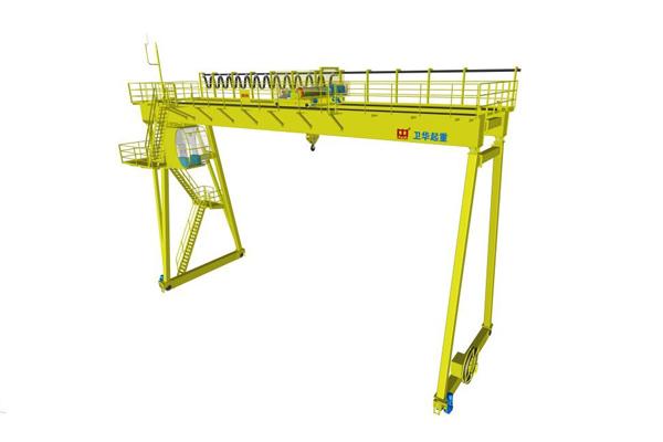 FEM DIN Standard Gantry Crane