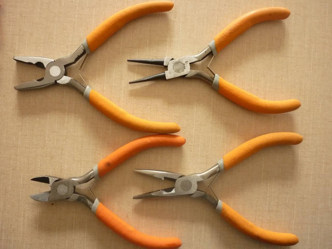 Jewelry Mini pliers