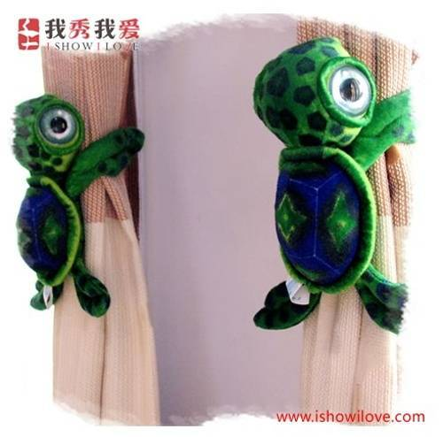 Turtle Curtain Hanging Ornament-10136