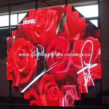 LED Custom-made Screen, Indoor P20, Customized Designs Welcomed