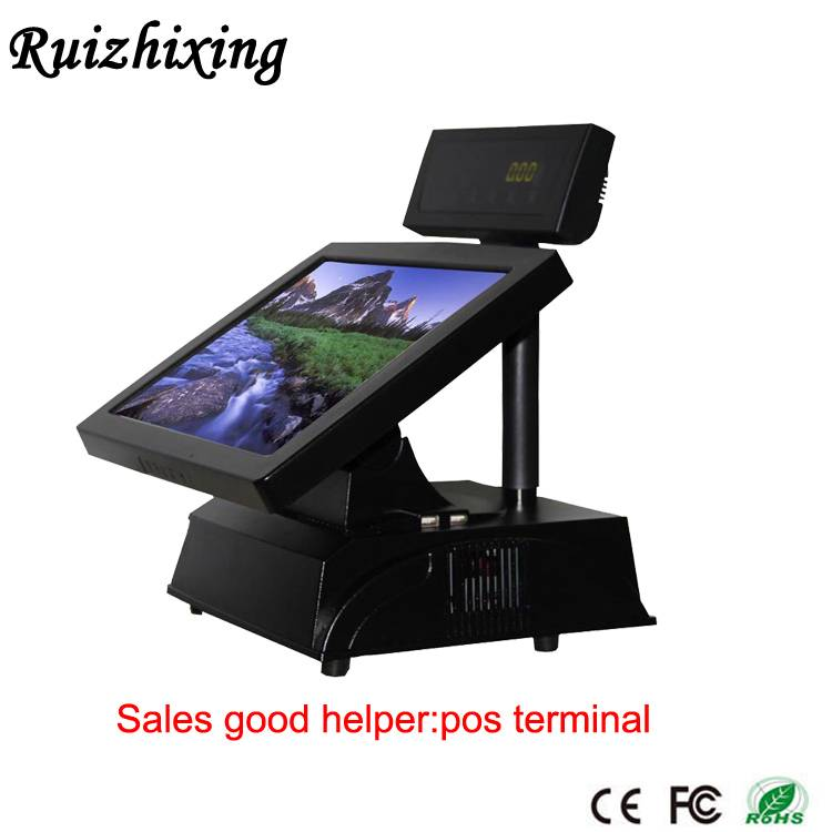 Brand New 15 inch touch screen retail resturant pos system machine
