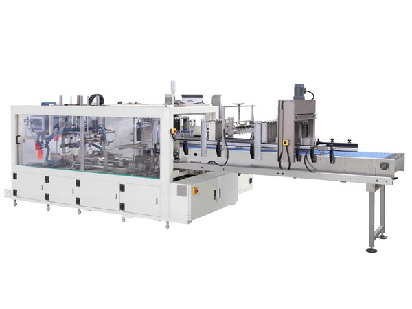One-piece Carton Wrapping Machine LC-ZX25
