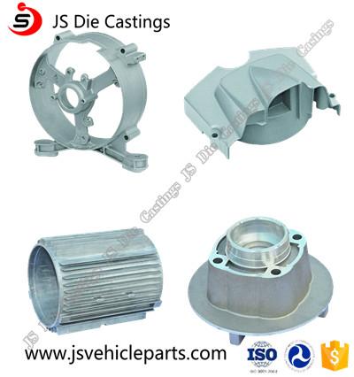 Aluminum Die Casting Electric Motor Body Casting