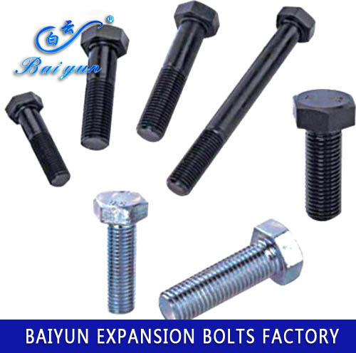 Hex Bolt DIN933/DIN931