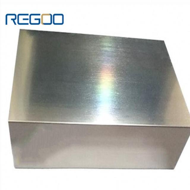 6000 Series Silver Polished Bright Aluminium Profile