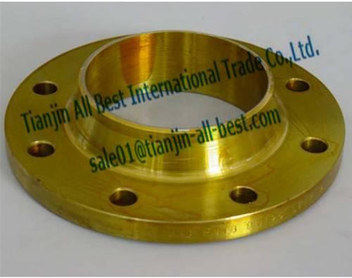 Weld neck flanges - ANSI B16.5