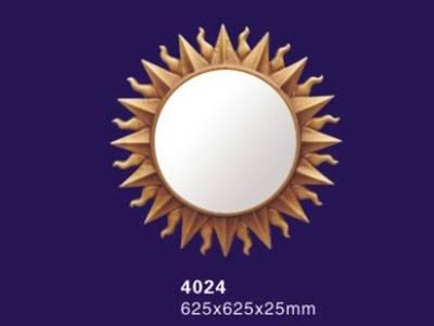 Auuan PU Apollo Mirror frame and Mirror  4024