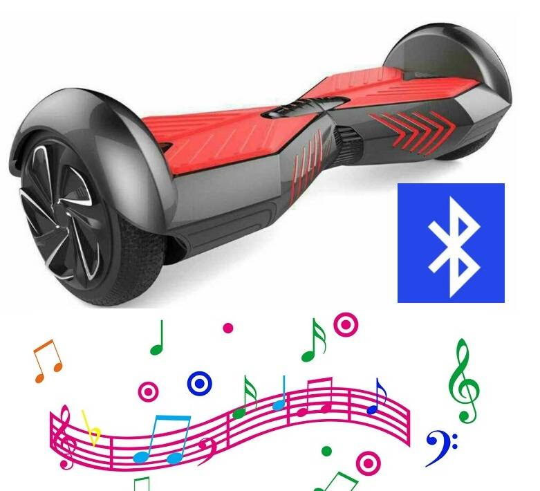 samsung 4400mah electric scooter 2 wheel self balance smart electric scooter skateboard