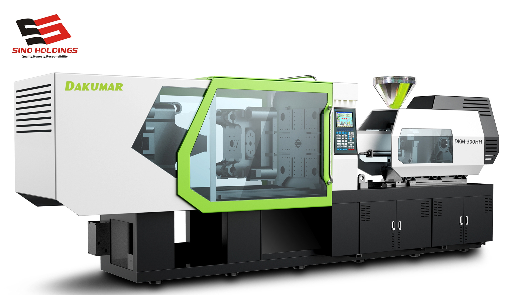 High Speed Injection Molding Machine 300tons DKM-300HH