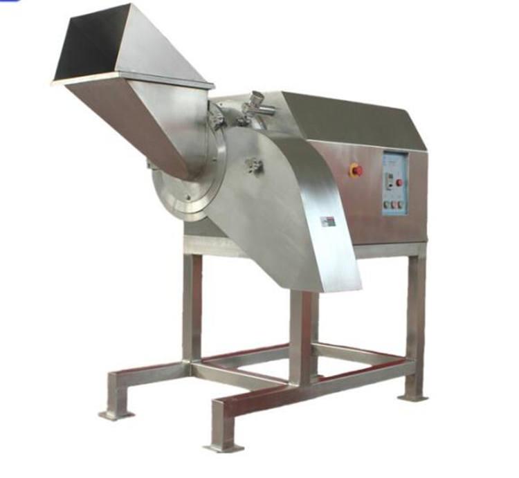 frozen fish cutting machine meat cutter machine