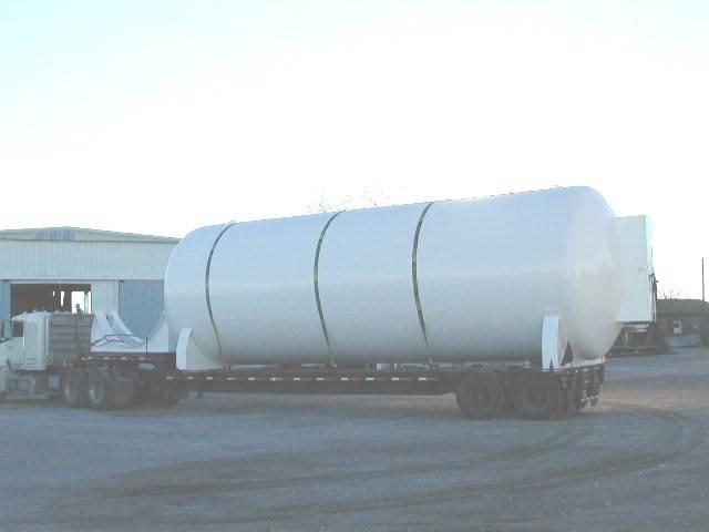 pressure vessel&tanks fabricating