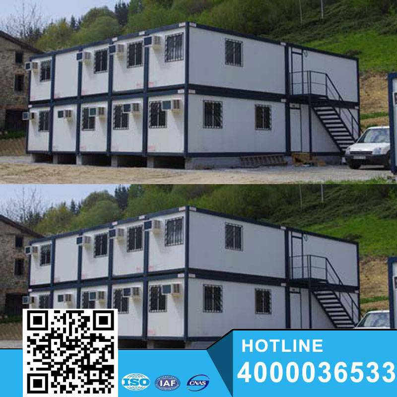 2015 Prefab Container House Plans For Hot Sell