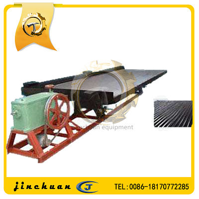 Widely application 6S shaking table for ore
