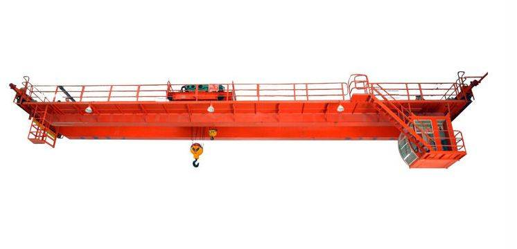30t Double Girder Bridge Crane