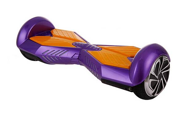 6.5 inch smart balance scooter   pink 03