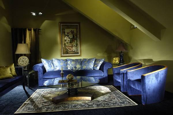 3-seat sofa - Shanghai JL&C Furniture - High-end home furniture & hotel furniture