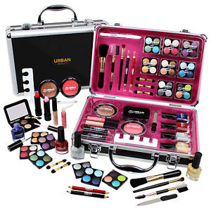 Complete Makeup Kit Cosmetic Box Set