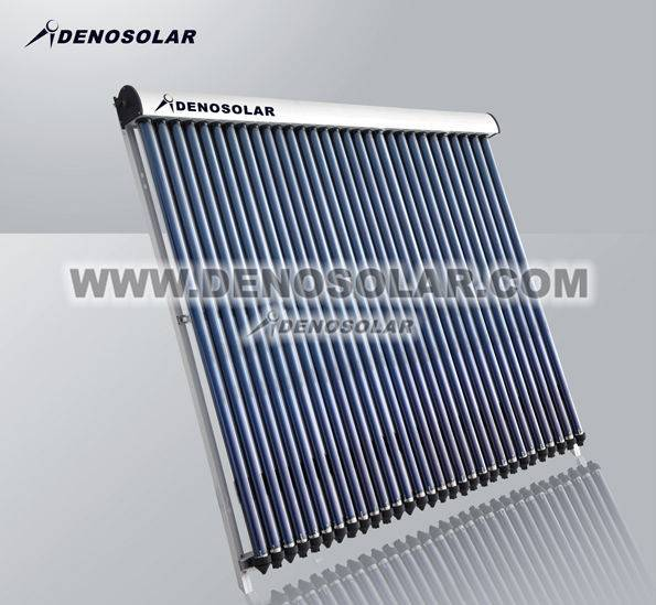 Deno Heat Pipe Solar Collector with low price and high quality