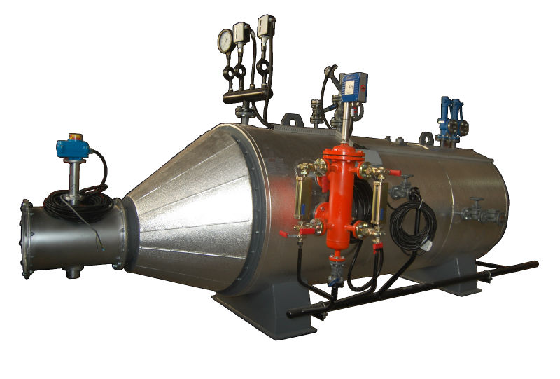 Exhaust Gas boiler,heater,pressure vessel