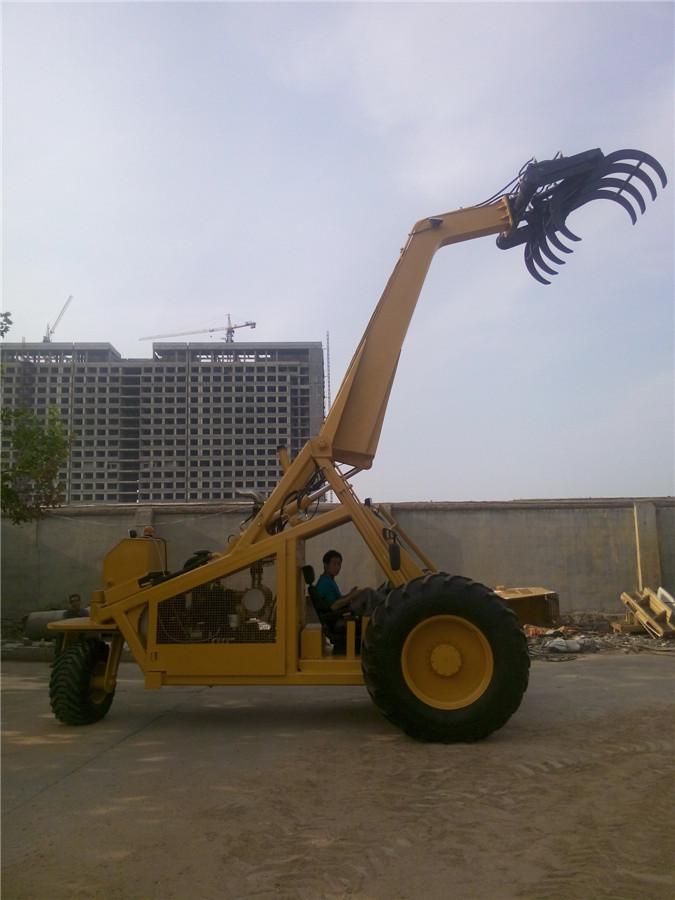 SL1000 sugarcane loader, sugacane loading machine
