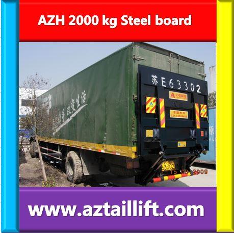 AZH 2000 KG TAIL LIFT