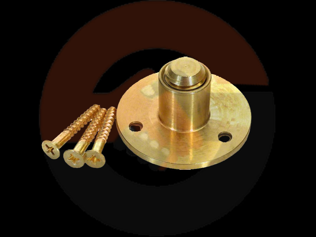 High Quality Brass Wood Deck Anchor