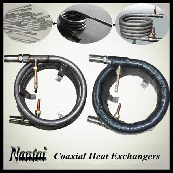 Cheap Corrugated Tube Heat Exchangers
