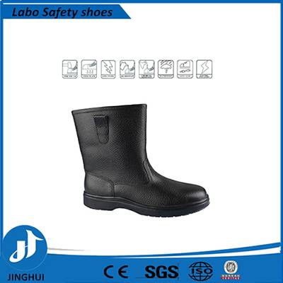 safety shoe,China genuine leather safety shoes for workers cheapest price good quality