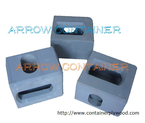Container parts- shipping container corner casting