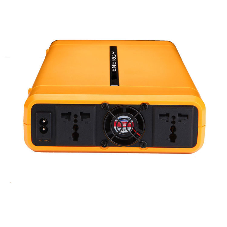High quality solar power generator small solar system 500W for home and camping