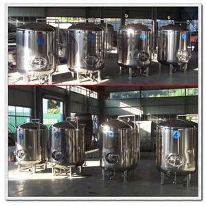 Wine fermentation tank