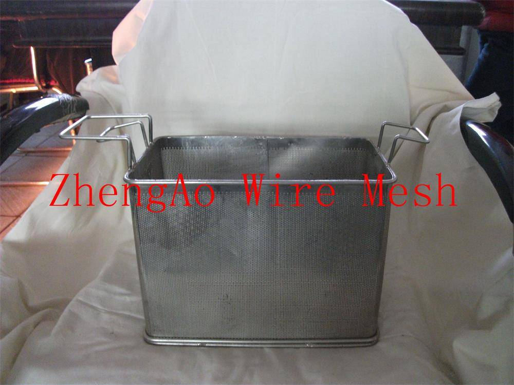 Medical equipment cleaning basket, parts clean basket, stainless steel cleaning baskets