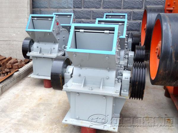 Hammer mill crusher for gold ore
