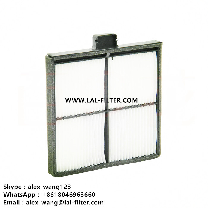 Excavator Cabin Air Filter 51186-42270 LQ50V01007P1 For Kobelco
