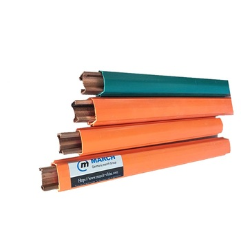 160A-400A copper insulated conductor bar