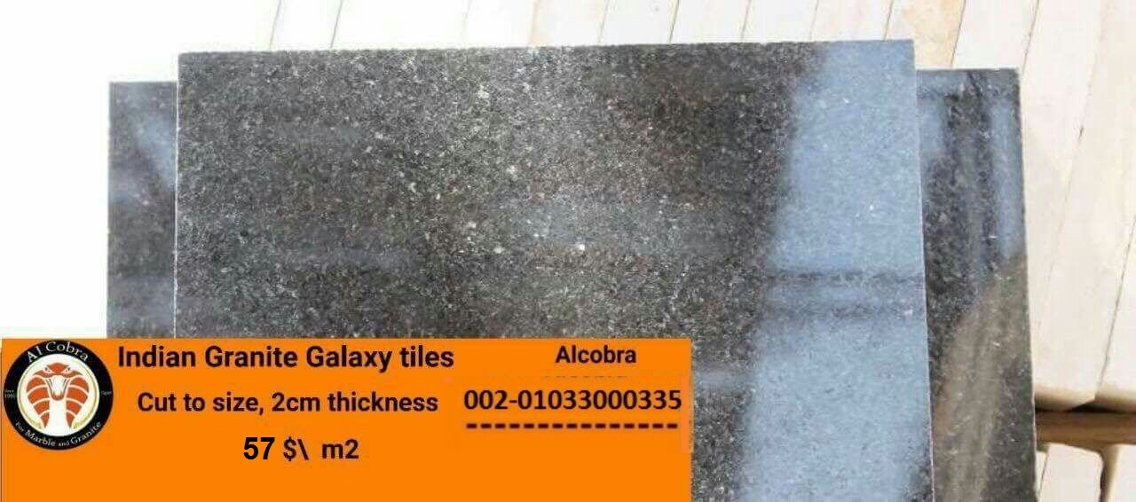 Indian granite Galaxy