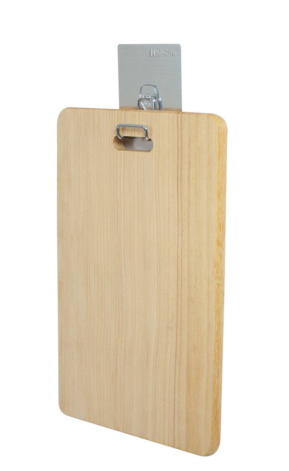 Adhesive Stainless Cutting Board Hook