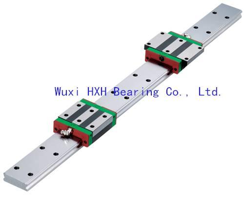 HGH 65CA linear guideway  ABEC-5 GCr15
