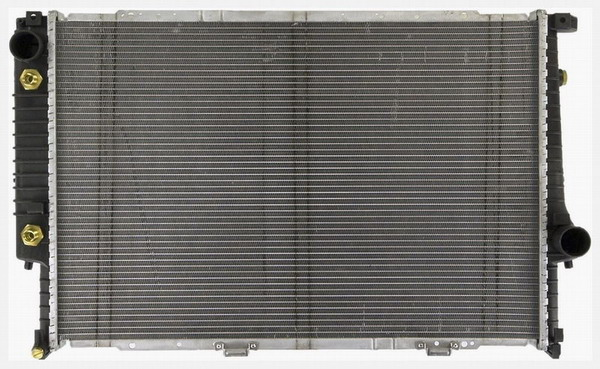 Cooling System Car Radiator for BMW 740 94-95 E32/M60 AT