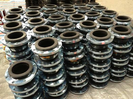 EPDM DN300 single ball rubber expansion joint