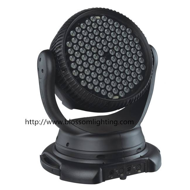 120*3W Led Moving Head Wash Light BS-1007
