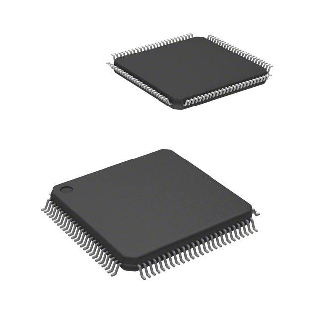 Embedded - CPLDs (Complex Programmable LogicIC CPLD 72MC 10NS 100TQFP Devices)  Xilinx Inc XC9572XL-
