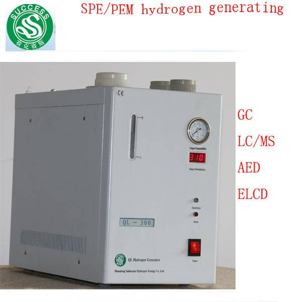 QL-300 hydrogen gas generator PEM tech