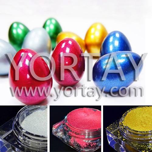 Pearl Pigment Powder for Children Plastic egg toys