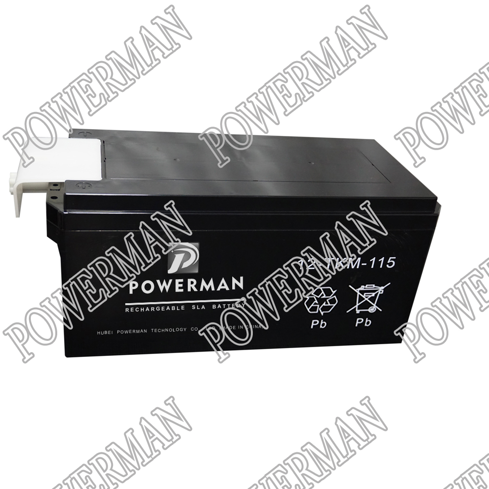 24V115A Tank Lead-acid batteries