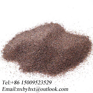 80-120mesh garnet sand with factory price