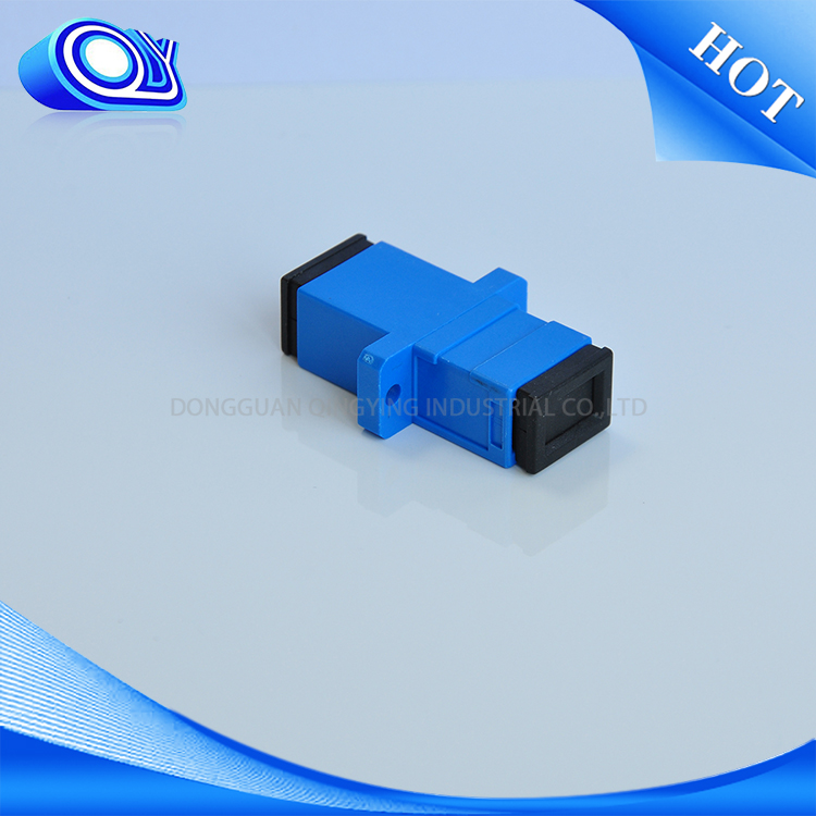 Hot SC Optic fiber Adapter Optic fiber flange