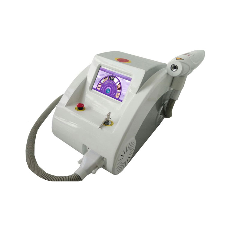 1320nm/1064nm/532nm Q-switch Nd yag laser portable machine for tattoo removal,pigment removal