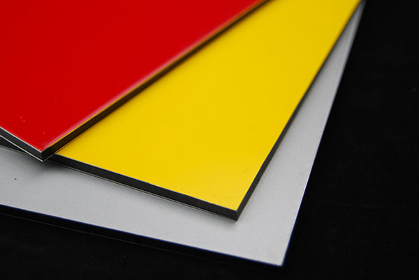Aluminum Composite Panels - Solid Color