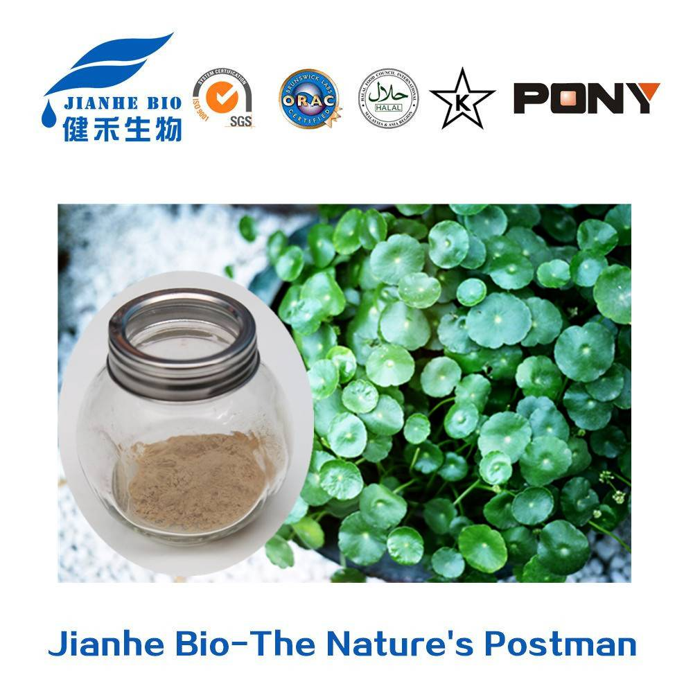 Jianhe Factory Supply Centella Asiatica Extract